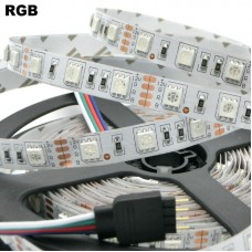 Светодиодная лента SMD 5050 RGB IP54