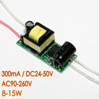 LED драйвер светодиодов 280-300mA