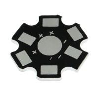 Радиатор STAR (стар) подложка под светодиод звезда алюминиевый