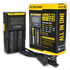 Nitecore D2 зарядное устройство