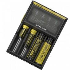 Nitecore D4 зарядное устройство