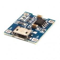 Контроллер заряда Micro USB TP4056