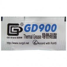 Термопаста gd900 0.5 гр.