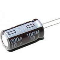 Конденсатор электролитический 1000µF 50V