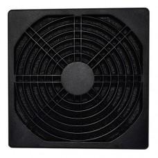 Решетка для вентилятора пластиковая с фильтром