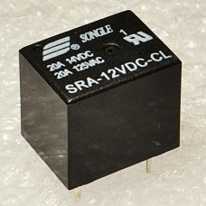 Реле SRA-12VDC-CL (T78) (T74) 14VDC 20A