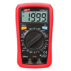 Мультиметр (тестер) Uni-t UT33C+