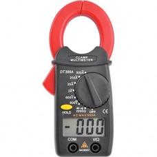 Токовые клещи DT399A мультиметр тестер