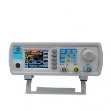 Генератор сигналов JDS6600-60M, полоса генерирования 60 МГц, 2 канала, частотомер