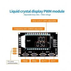 VHM-800 генератор сигналов 3 Гц-150 кГц 3.3 В-30В