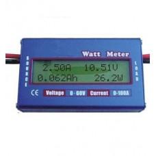 Ваттметр постоянного тока 60В./100А.