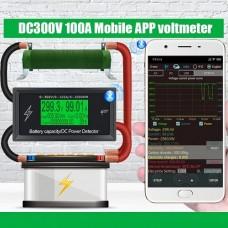 Ваттметр Atorch DT3010, DC-300В, 100А, Bluetooth