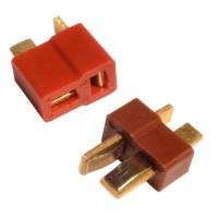Т-Коннектор для подключения Li-Po, Li-on и др. батарей