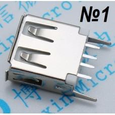 Гнездо USB типа А