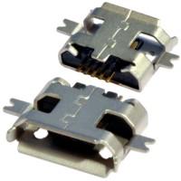 Гнездо micro USB 5pin MC-000
