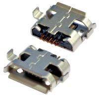 Гнездо micro USB 5pin micro-22