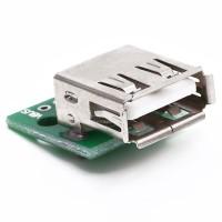 Модуль USB-AF PCB гнездо на плате