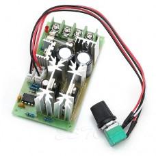 PWM Регулятор ШИМ 0-20А 9V-60VDC