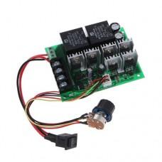 PWM Регулятор ШИМ 40А 10V-50VDC Реверс