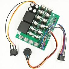 PWM Регулятор ШИМ 60А 10V-55VDC (До 100А)
