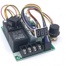 PWM Регулятор ШИМ 60А 9V-60VDC Реверс
