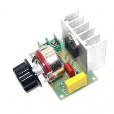 SCR Регулятор напряжения диммер 3кВт 220 В