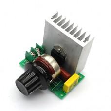 SCR Регулятор напряжения диммер 4 кВт