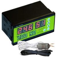 Регулятор температуры и влажности Lilytech ZL-7928A 220в/12в