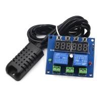 Контроллер влажности и температуры XH-M452