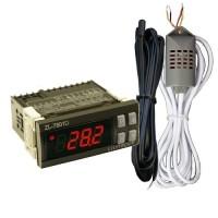 Регулятор температуры и влажности Lilytech ZL-7801D