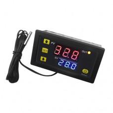 Терморегулятор термостат W3230 12V, 220V.