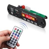 MP3-плеер USB/SD/FM/Bluetooth5.0 Hands-free 5-12V