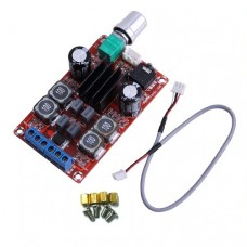 Усилитель мощности аудио 2*50W на TPA3116D2