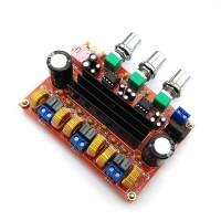 Усилитель мощности аудио TPA3116D2 x 2, 2.1-канальный 2 х 50Вт, 1 х 100Вт сабвуфер.