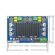 Усилитель мощности аудио XH-M569 TPA3116D2 2*150W