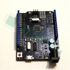 Robotdyn Uno R3, отладочная плата на ATmega328
