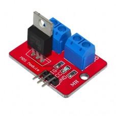 Модуль IRF520 силовой ключ с полевым транзистором
