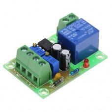 Контроллер заряда аккумуляторной батареи 12V