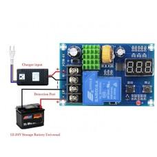 Контроллер заряда аккумуляторной батареи XH-M604