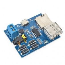 Mp3 модуль декодер