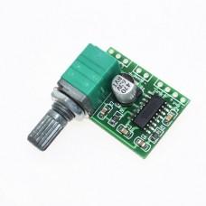 Усилитель PAM8403 с регулятором 3W